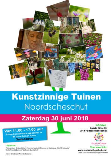 kunstzinnige tuinen april 2018